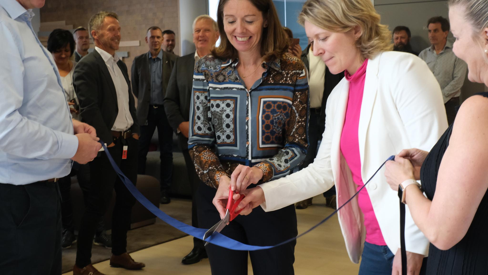 Europas mest innovative selskapi 2018 åpnerkontor i Ålesund