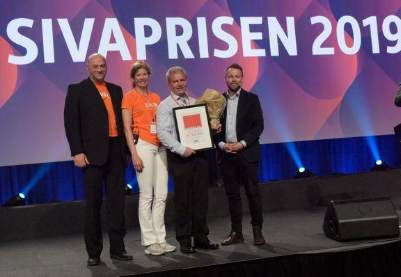 Hallingplast AS vant Sivaprisen 2019
