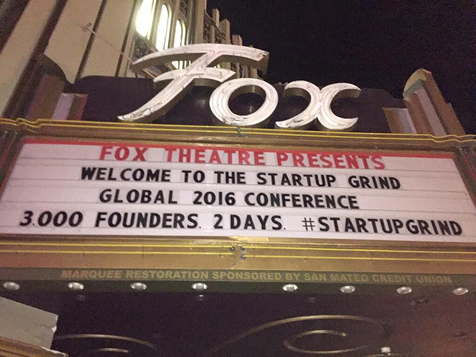 Grinding It Out In Silicon Valley