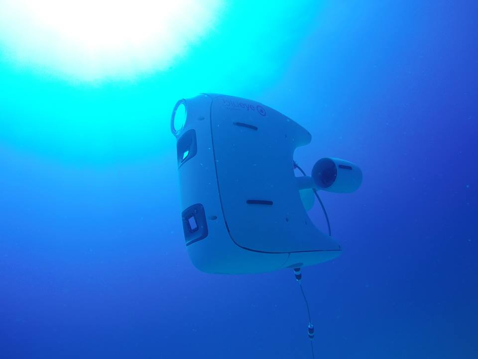 Underwater-tool for the citizen scientists
