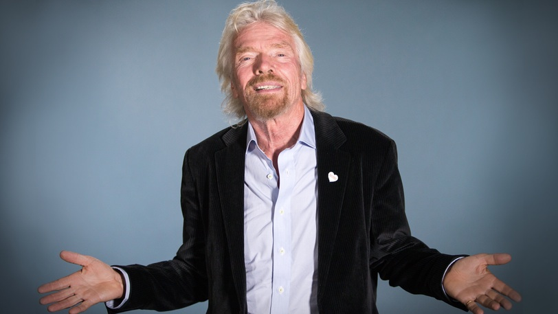 OSLO: Top 10 inspirational answers from Richard Branson