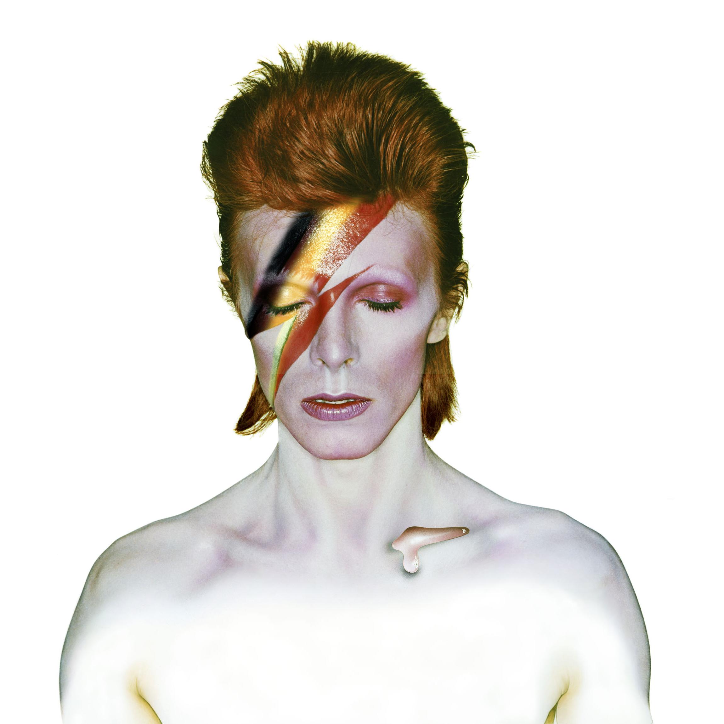 David Bowie, perronger og innovasjonskulde