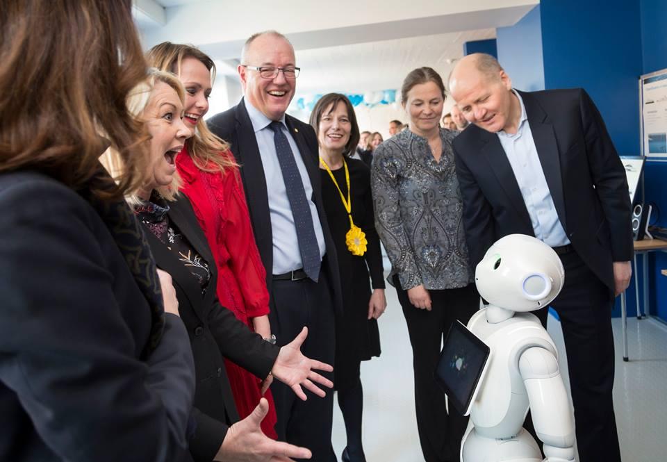NTNU, Telenor og SINTEF går sammen: Åpner senter for kunstig intelligens