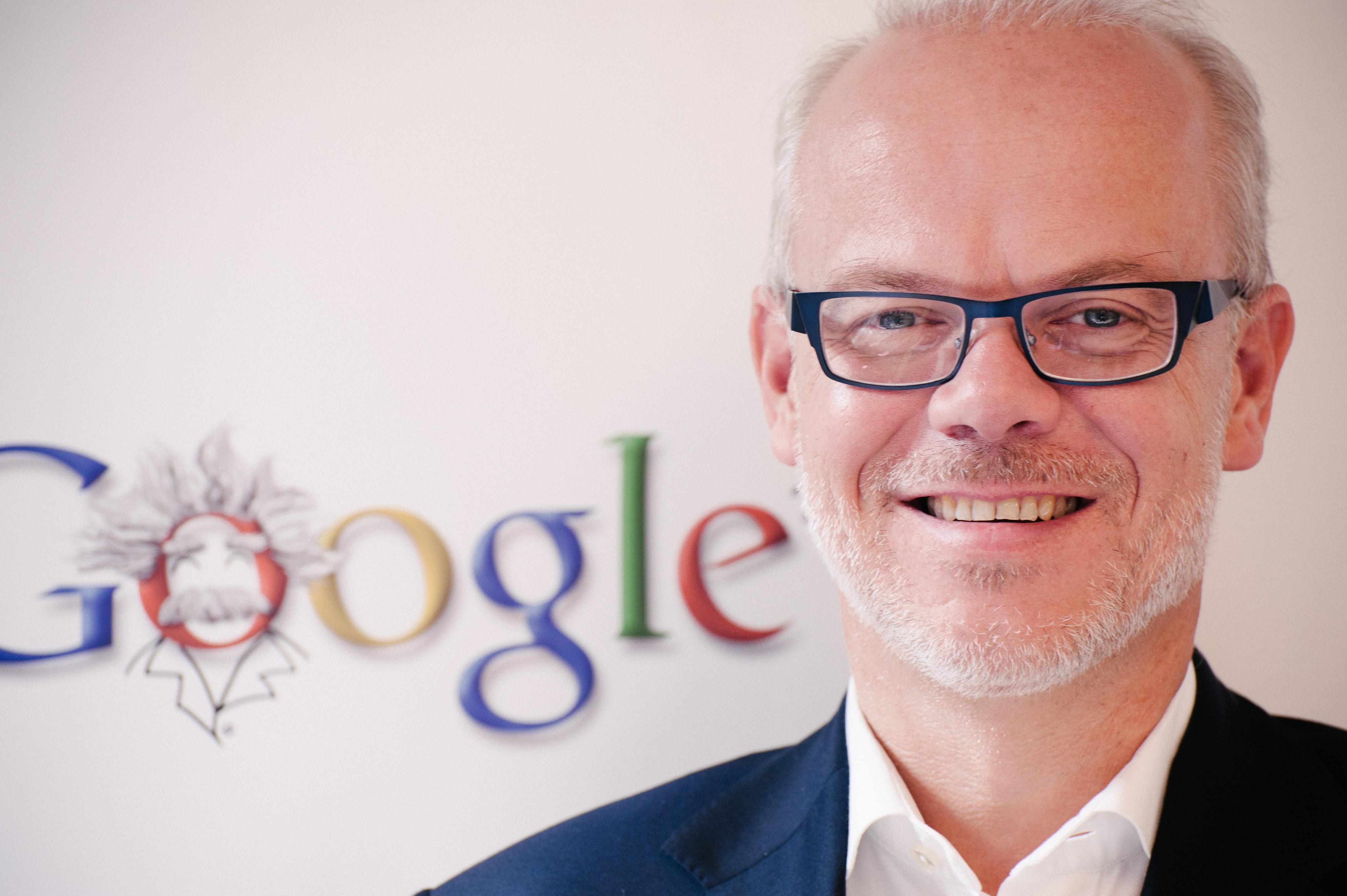 Google-sjefen foreslår nasjonal dugnad for å ruste Norge opp for fremtiden
