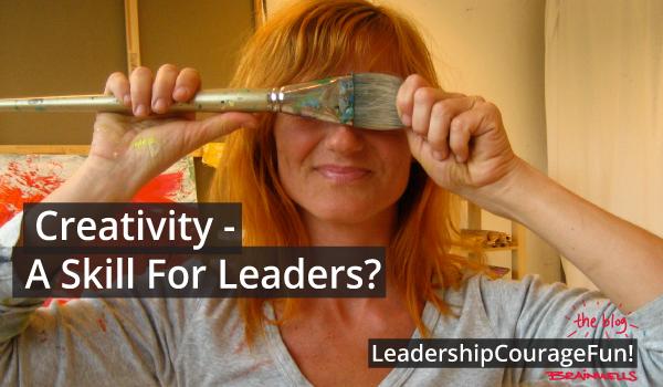 Er kreativitet viktig for ledere?