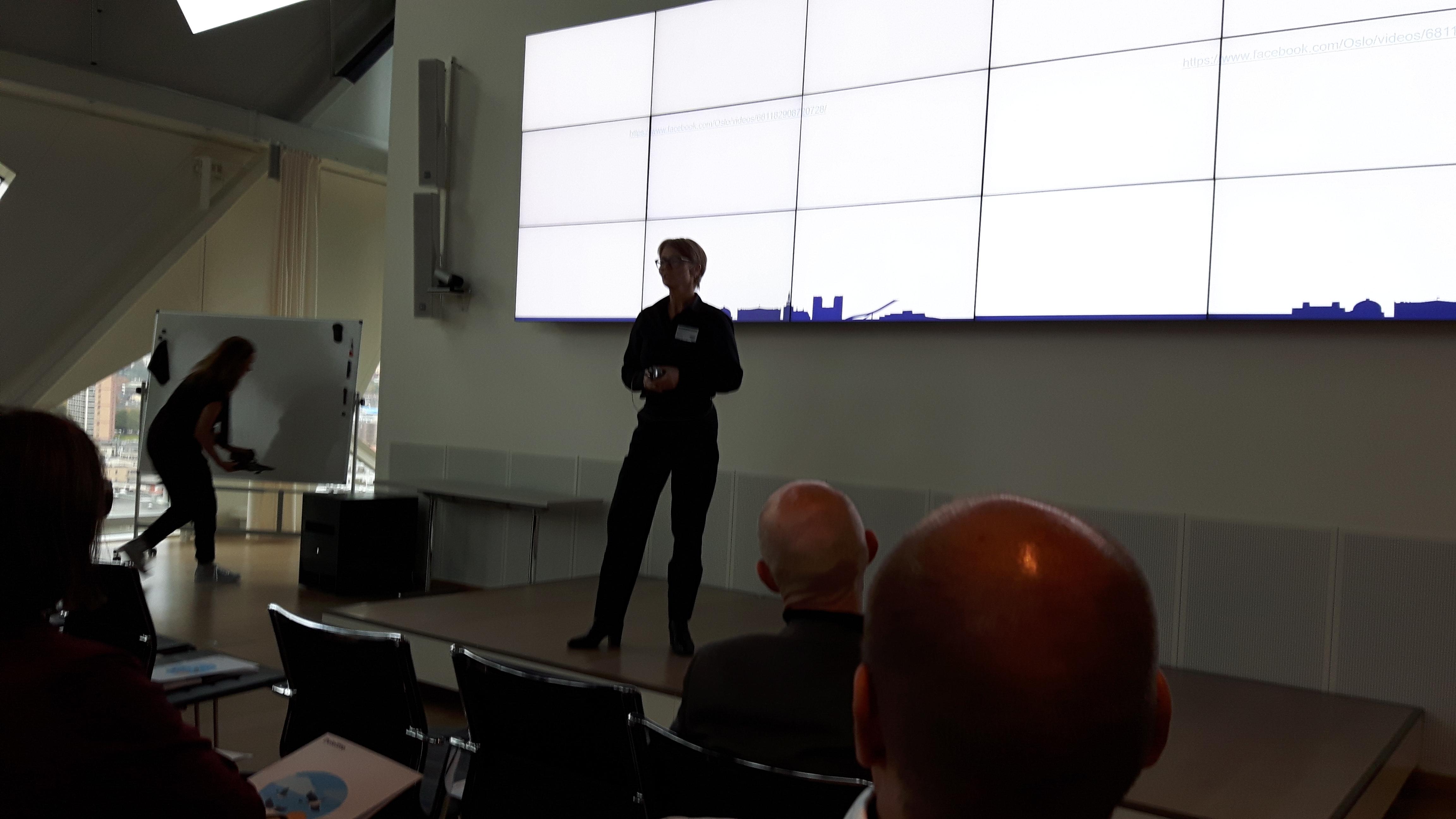 Bydelsdirektør for St. Hanshaugen om helseinnovasjon: – En annen måte å tenke og jobbe på
