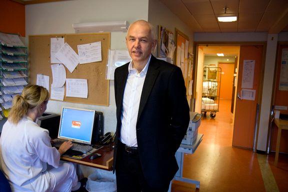 E-helseundersøkelse: -Digitale verktøy gir ikke legen mer tid til pasienten