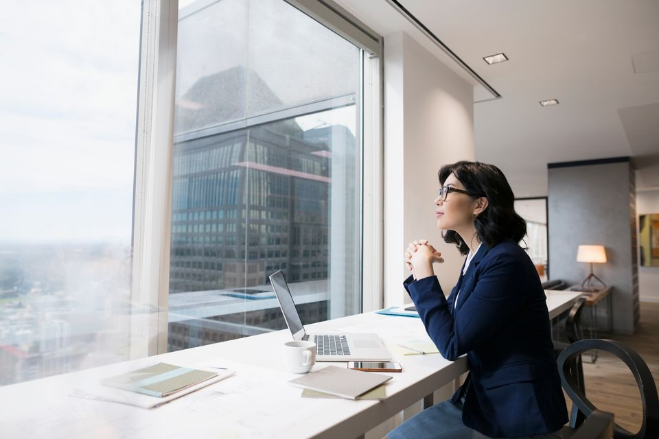 KPMG: Kvinnelige toppledere godt skodd for det digitale skiftet