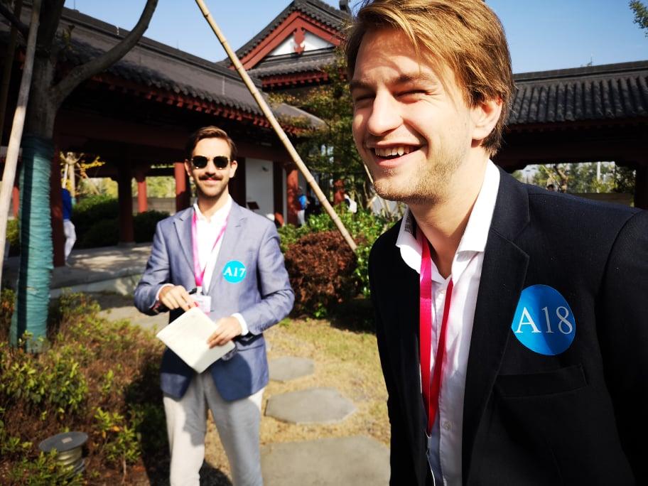 Pallplass til norske startups i Kinas største innovasjonskonkurranse