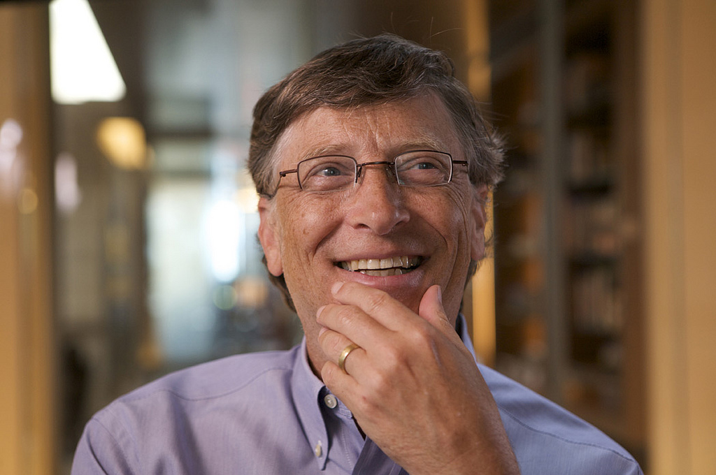 Bill Gates angriper kryptovalutaer: – Kjemperisikabelt