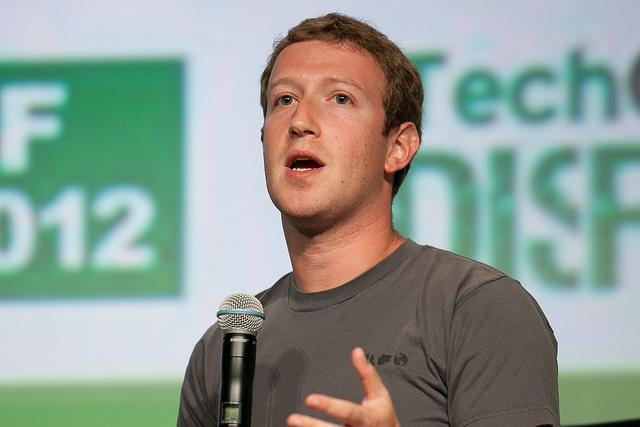 """Mark Zuckerbergs nyttårsforsett: Å """"fikse"""" Facebook"""
