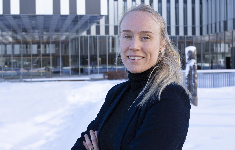 Ny bærekraftsdirektør i Aker BioMarine