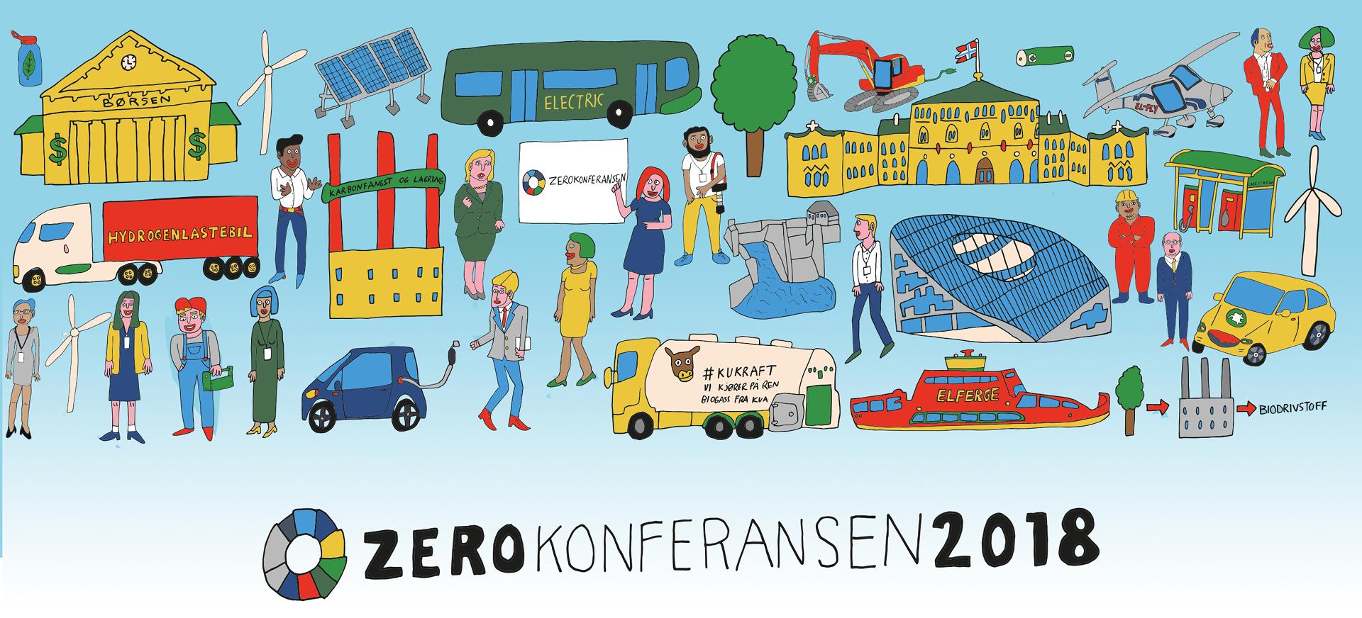 Bilderesultat for zerokonferansen 2018