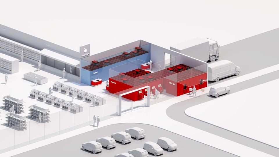 Norske AutoStore endrer detaljhandelen
