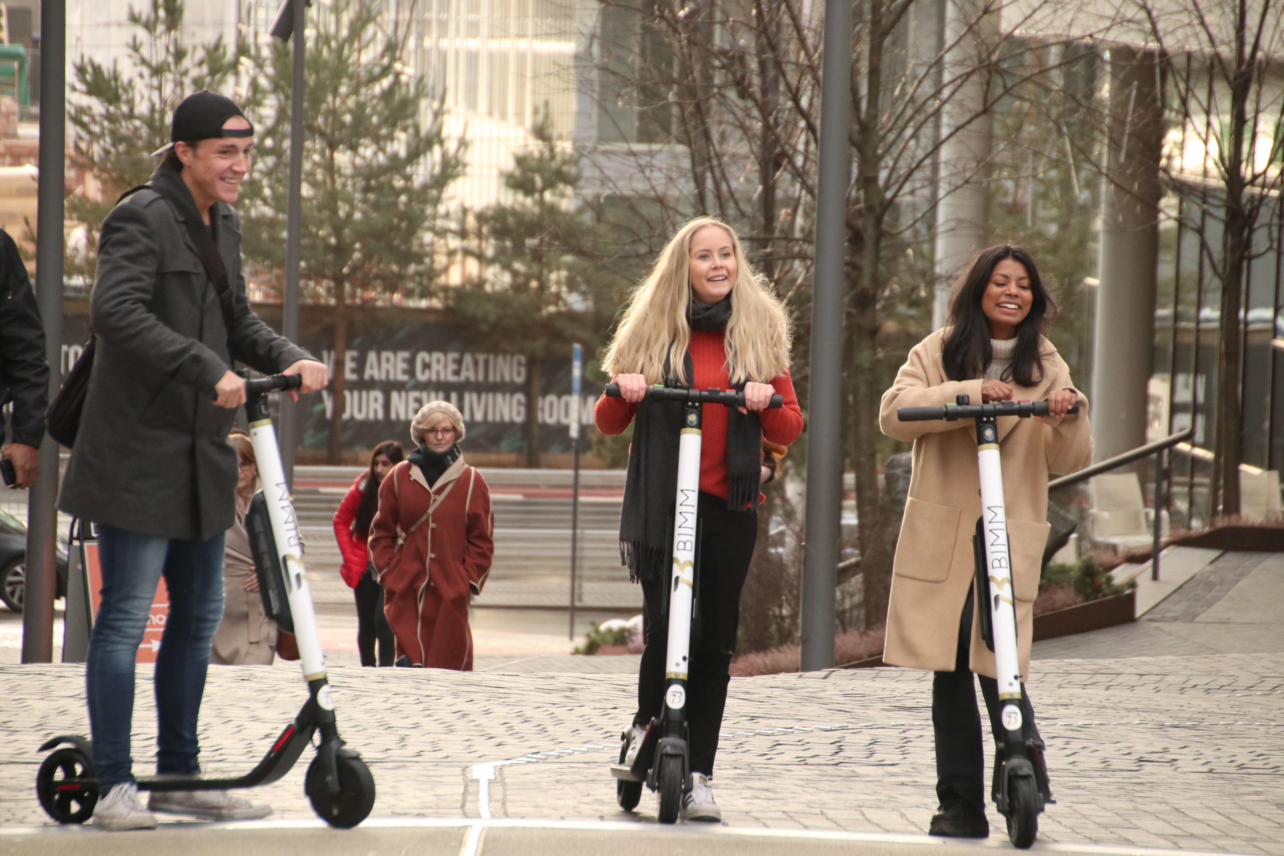 Ukens gründercase: Går globalt med personlig tilpasset scooter