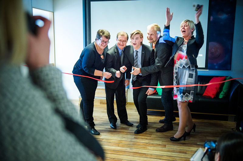 Nyetablert coworking space i Lillestrøm