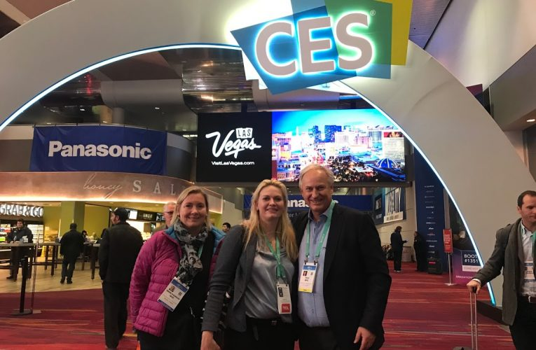 CES Tech 2021 – verdens største teknologishow!