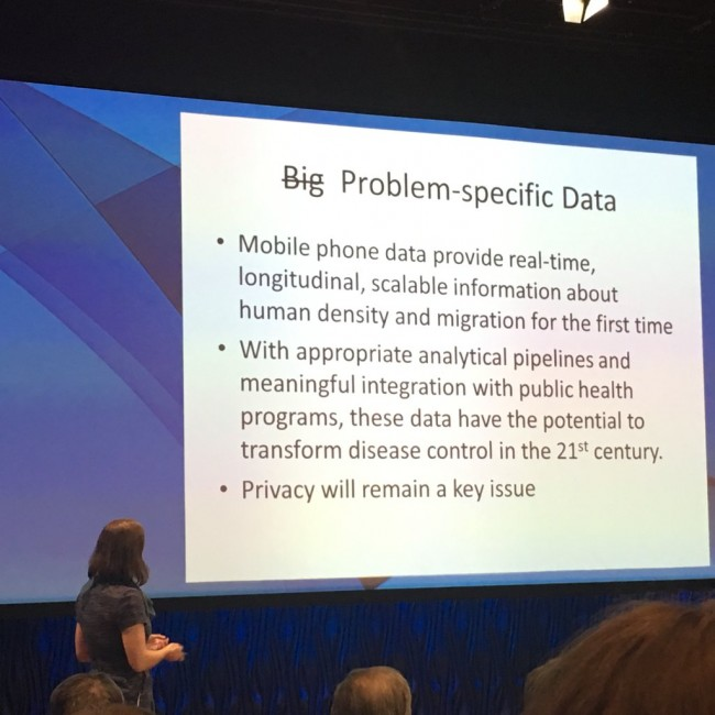 Big Data Conference, Fornebu.