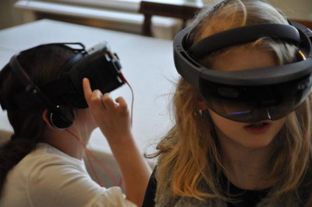 VR, AR og Mixed Reality!
