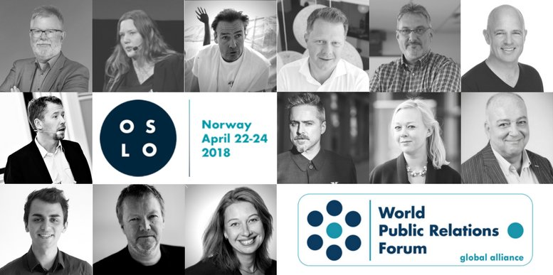 World Public Relations Forum (WPRF) 2018