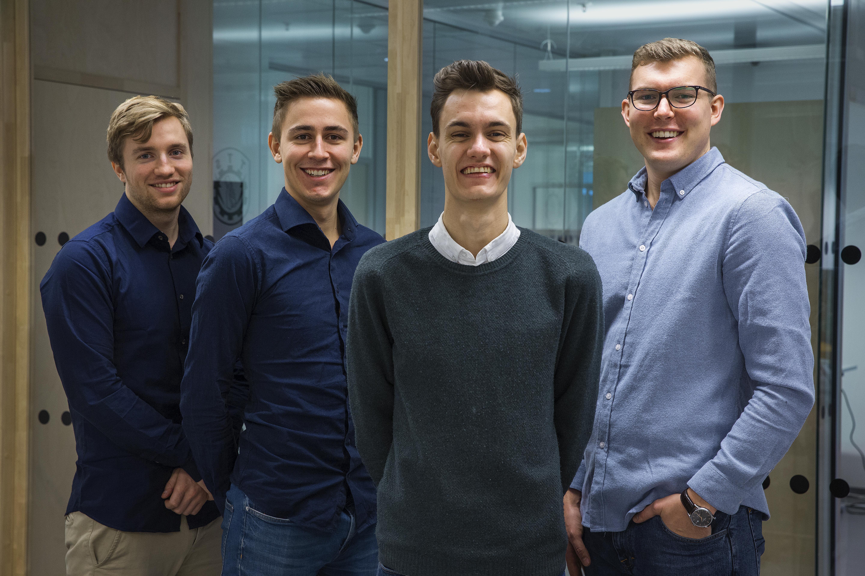 Daycloud stakk av med seieren i Årets Studentprosjekt