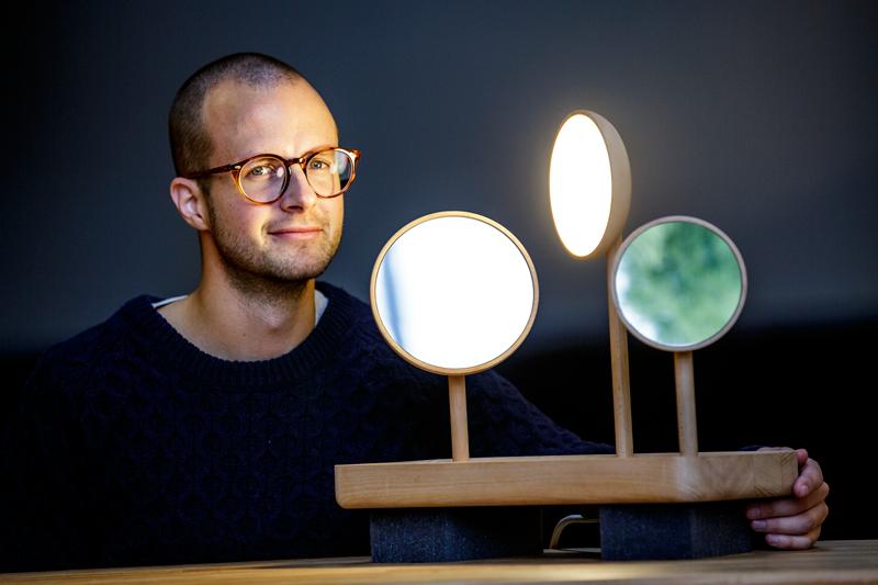 Helnorsk designutstilling skal kapre globalt marked