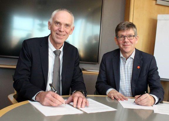 Ny samarbeidsavtale mellom UiO og Equinor