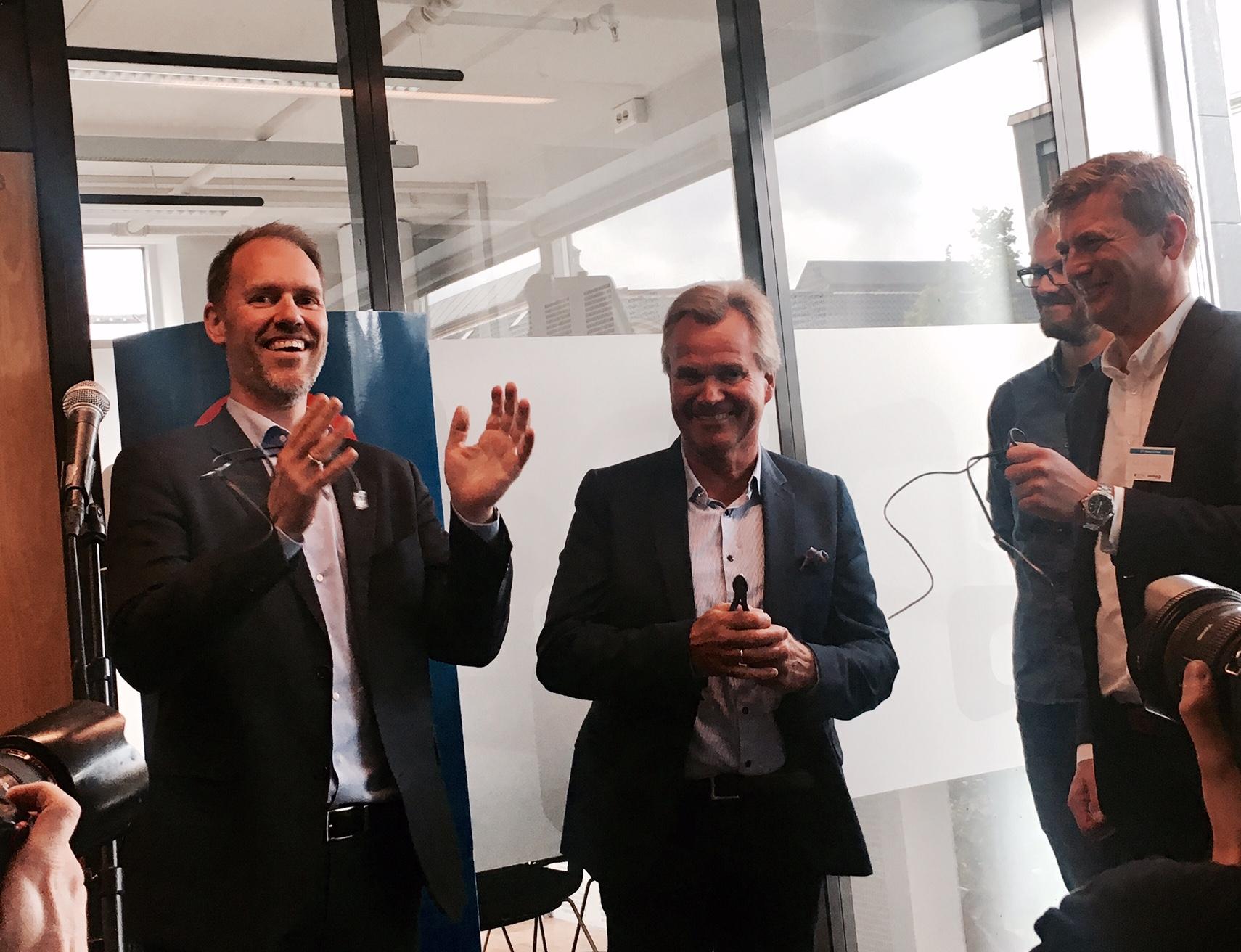 Trondheims første FinTech inkubator: – Norsk finansnæring i front på digitalisering