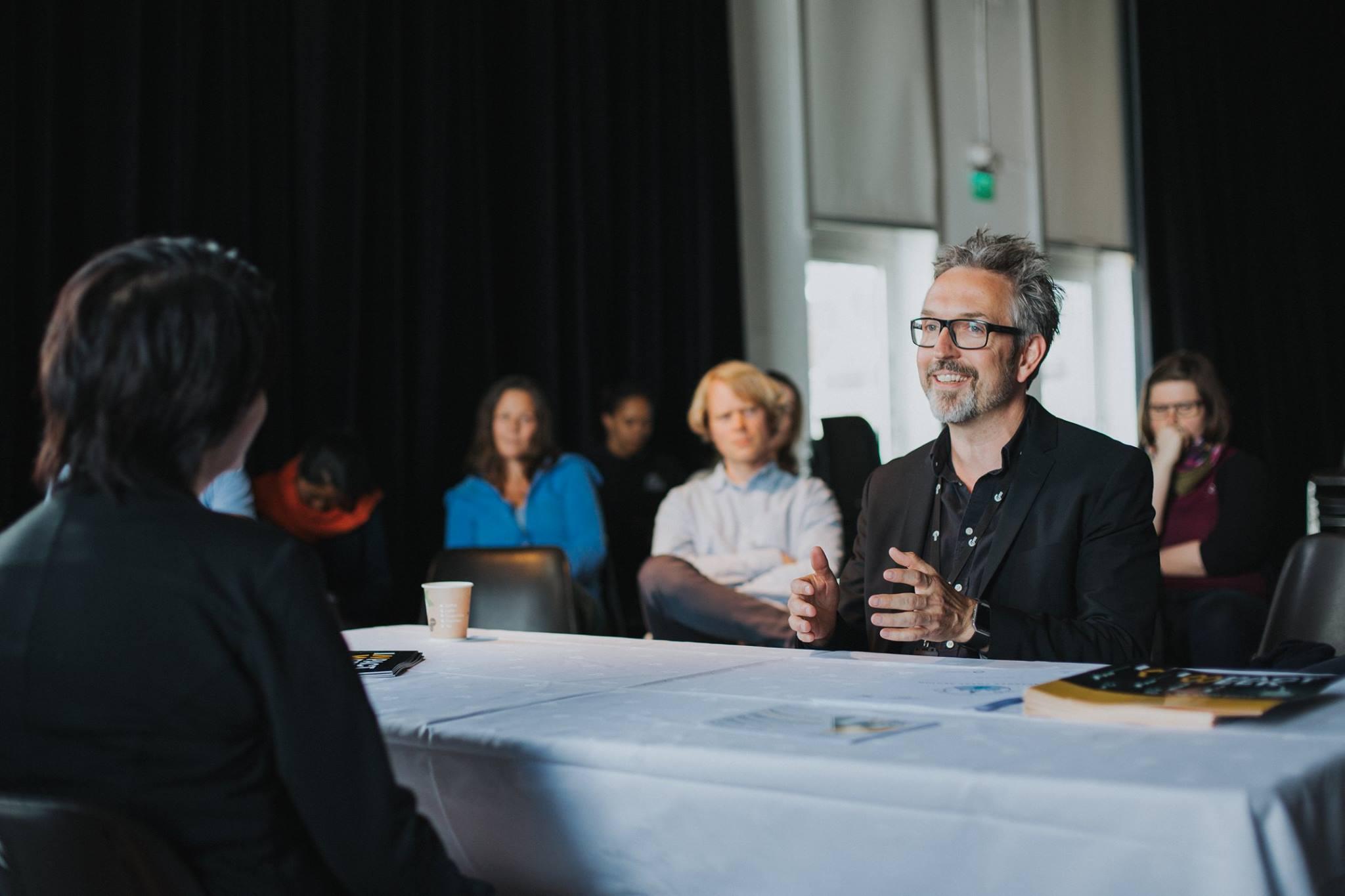 Gunnar Edwin Crawford ny leder for smartbyen Stavanger
