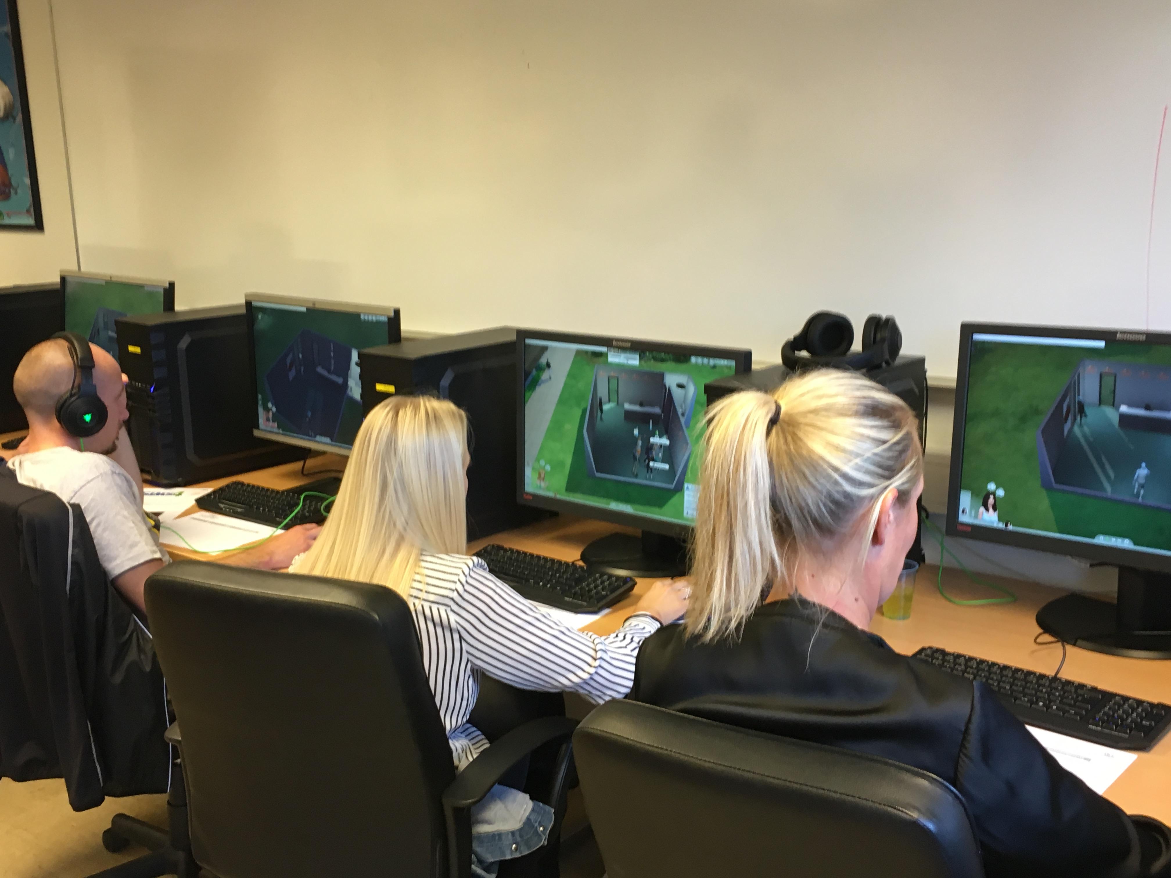 """Spillbasert læring skal få """"drop-outs"""" til å fullføre videregående"""