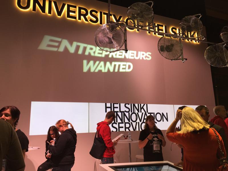 """""""Entrepreneurs Wanted"""" – men hvor var Norge?"""