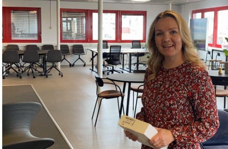 Lederintervjuet – Åse Lunde, ENTRA