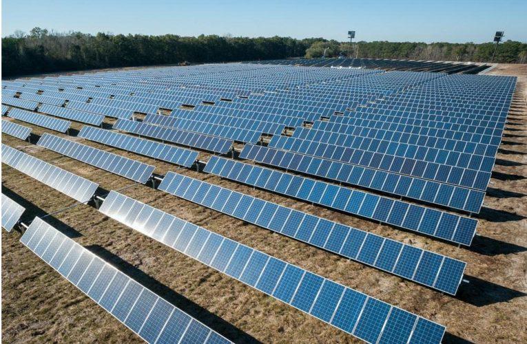 Rekordvekst i norsk solkraft