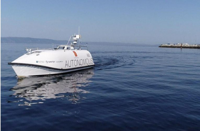 Veikart for smarte skipstransportsystemer