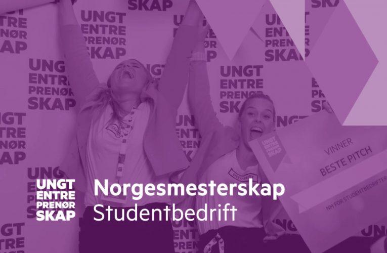 Norges fremste gründerspirer – livesending fra finalene