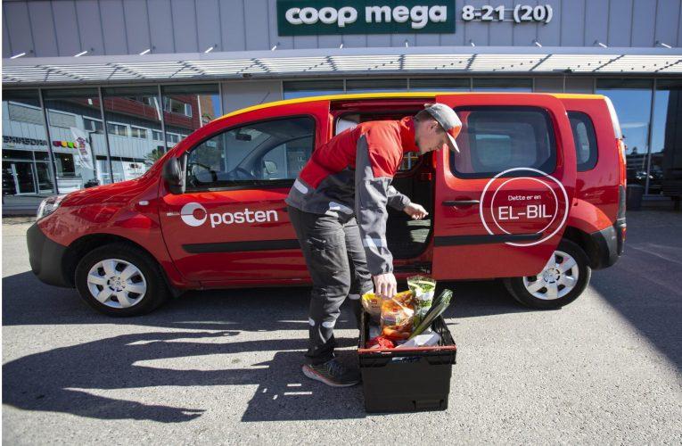 Posten Norge og Coop med historisk samarbeid!