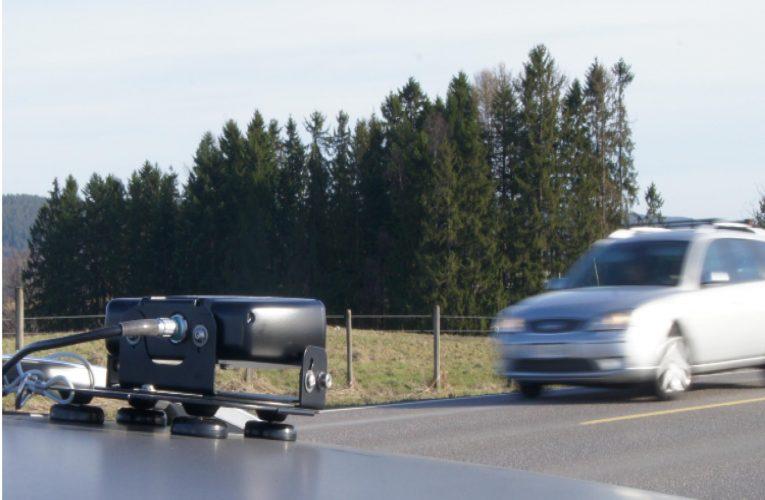 Skiltskannere kontrollerer bilen din på et mikrosekund