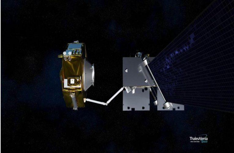 Vil sende roboter for å reparere satellitter i verdensrommet