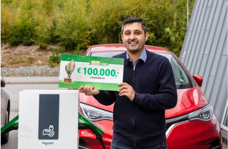Norsk bedrift finalist i Green Challenge 2021
