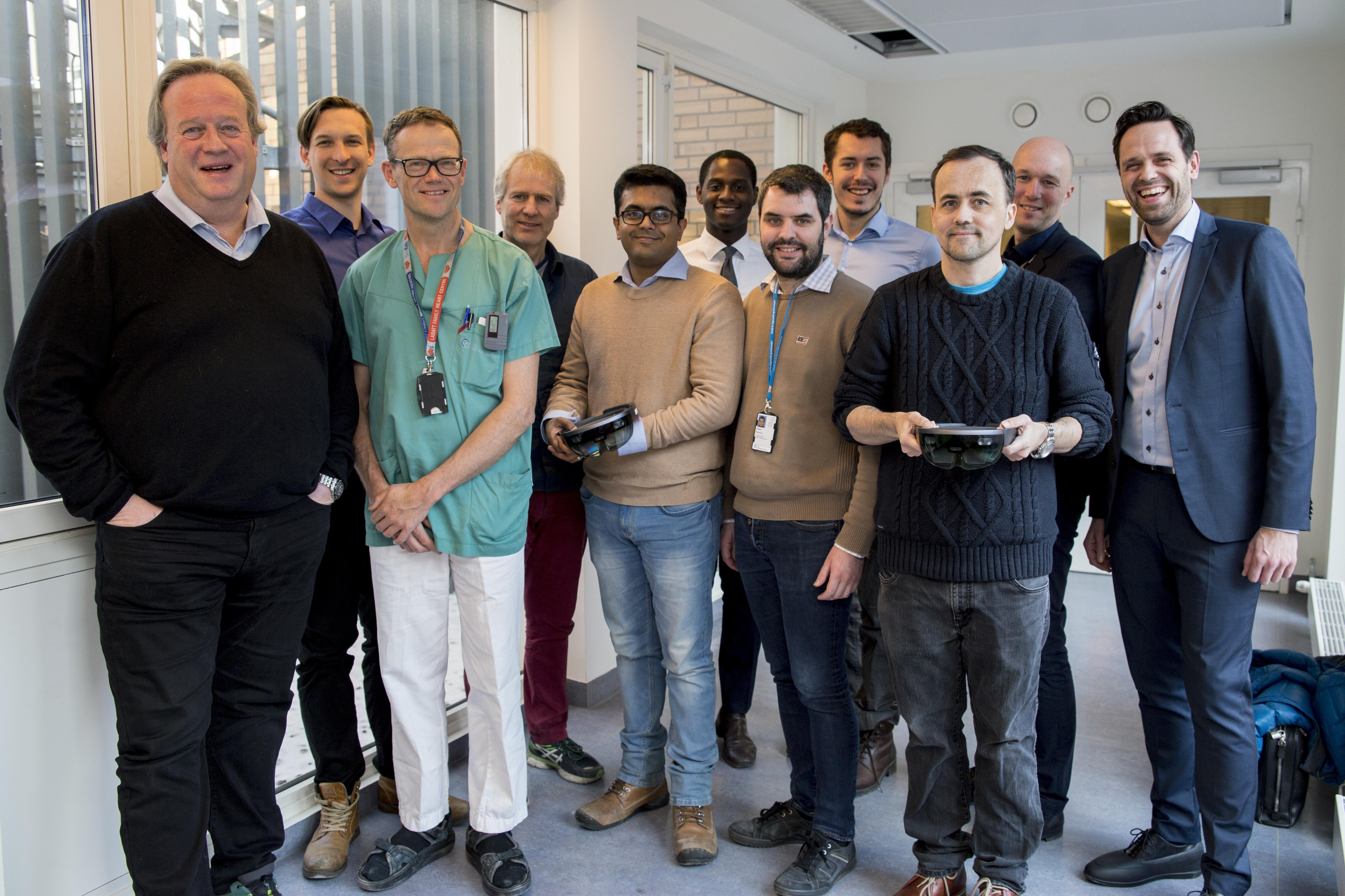 Oslo universitetssykehus vinner global innovasjonspris