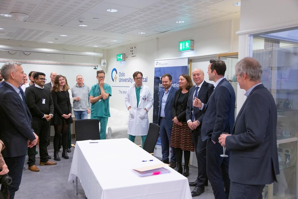 Kommersialiserer norske helsehologrammer for global satsning