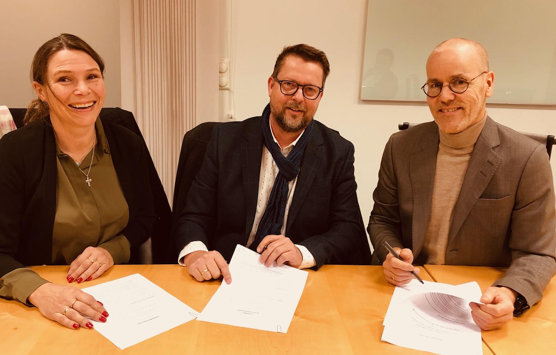 KF og Orage inngår samarbeid om digitalt leseverktøy