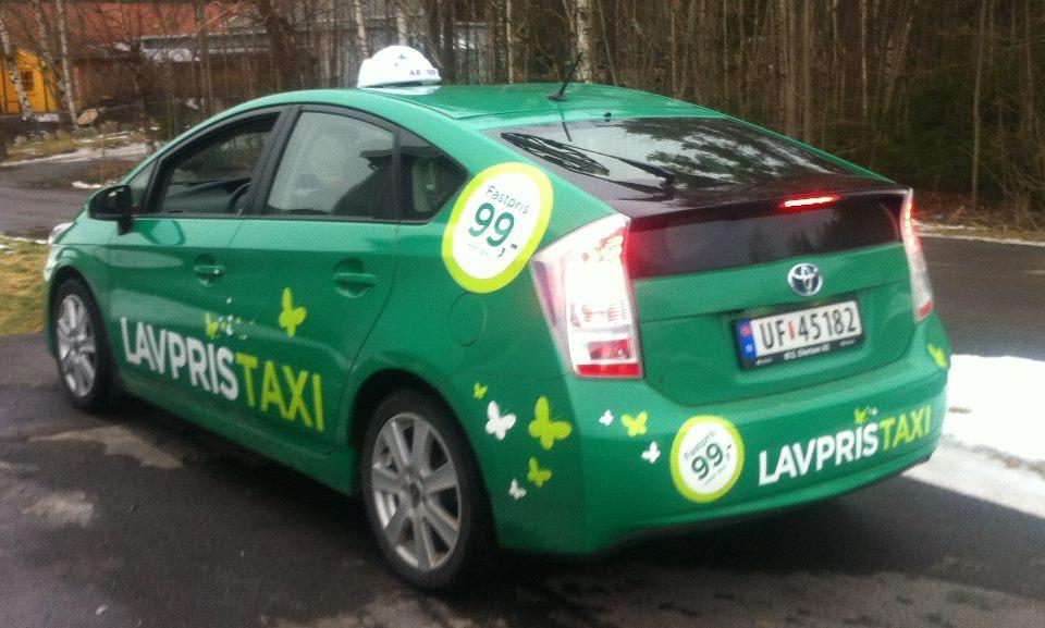 Full stopp for bedre drosjer