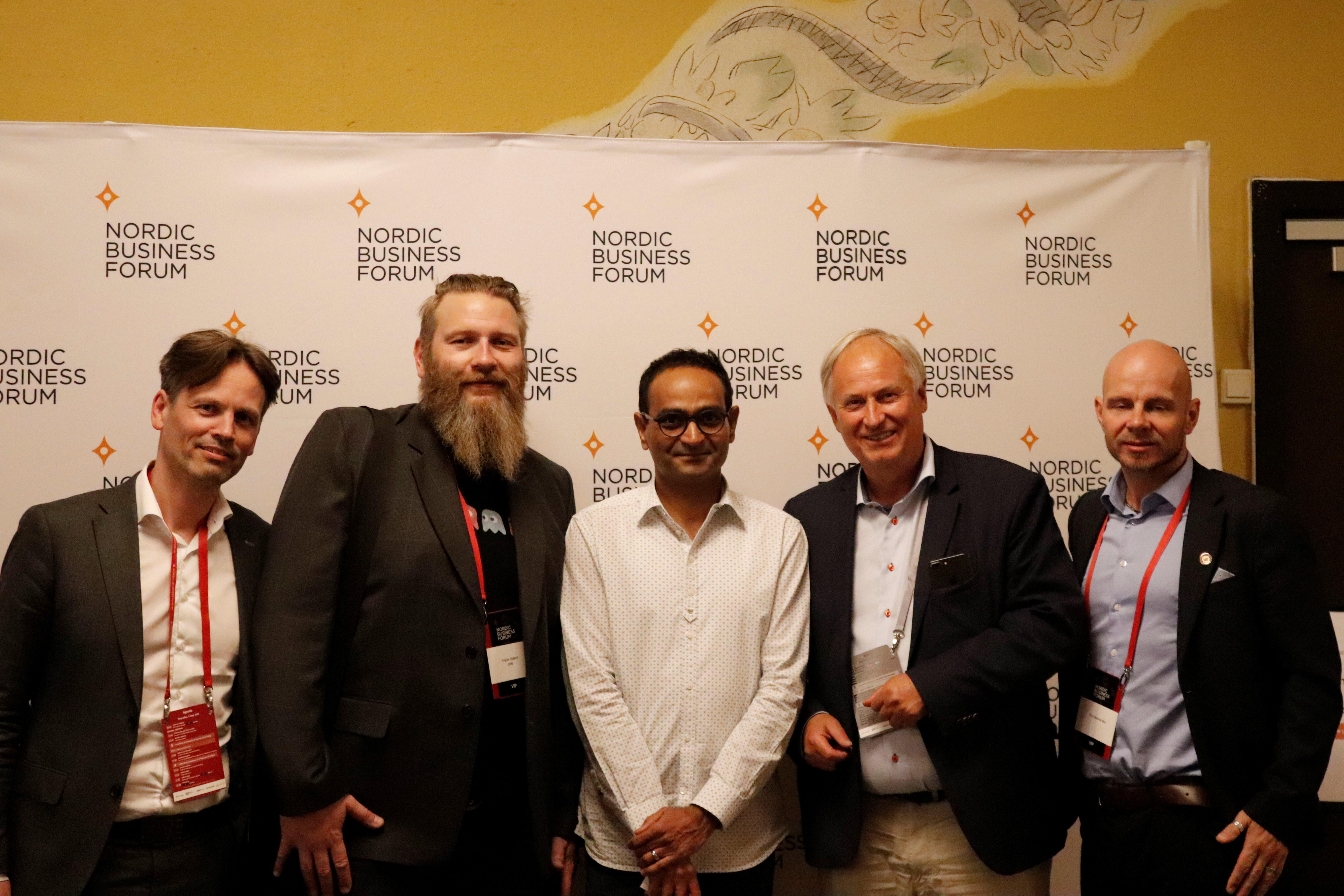 Nordic Business Forum Norge – inntrykk fra en av Norges beste lederkonferanser
