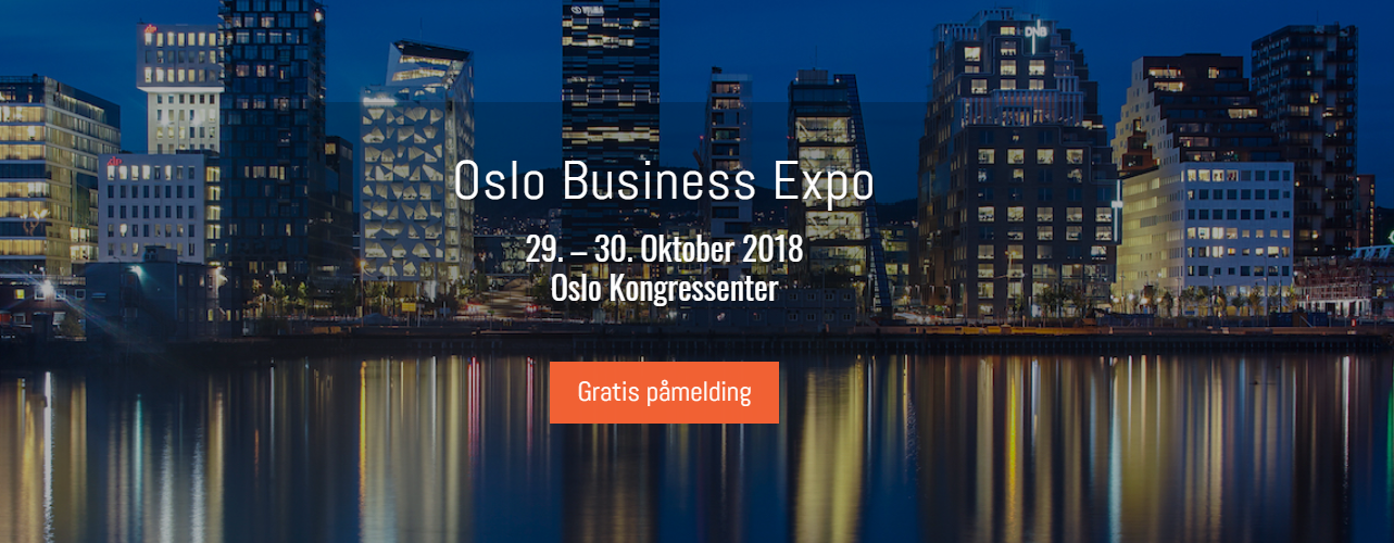 Oslo Business Expo 2018