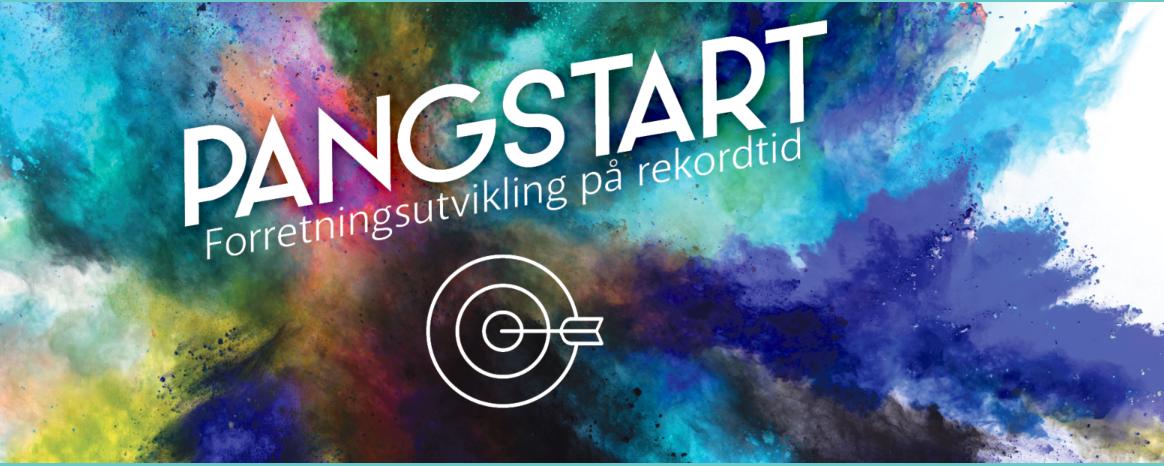 PANGSTART – et av Norges råeste program for gründere som vil lykkes