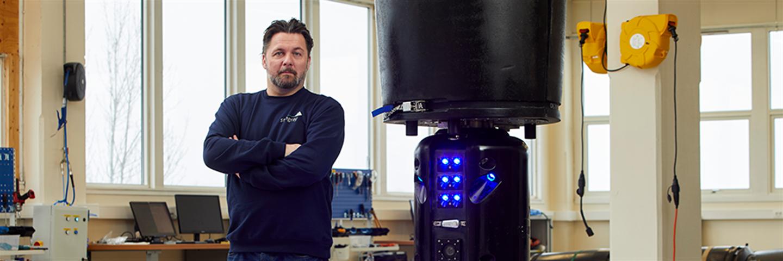 Nordmann kan bli årets oppfinner i Europa!