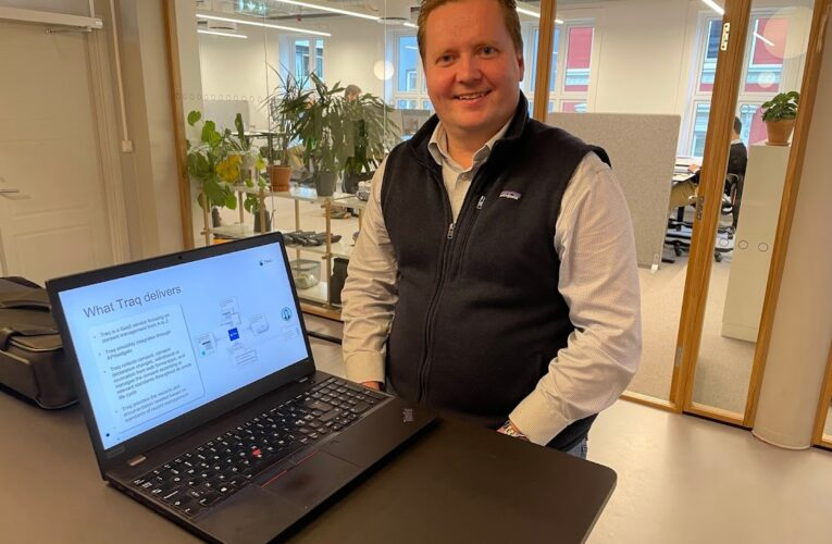 Norsk vekstselskap satser på WebIT GIW