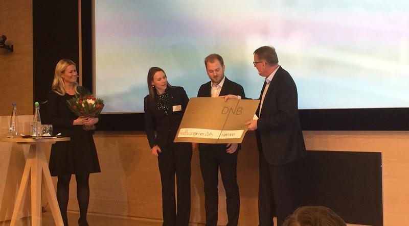 Congratulations to Picterus who won 1 mill NOK