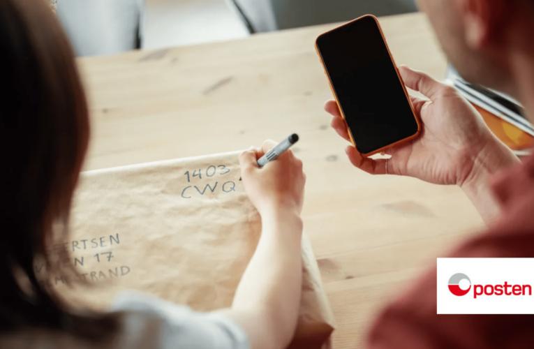 Posten Norge innoverer videre